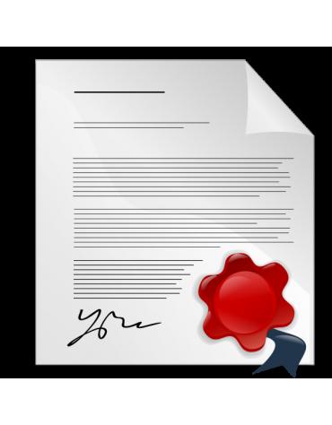 Лицензия на подключение к ПО АРМ «ДОЗОР»