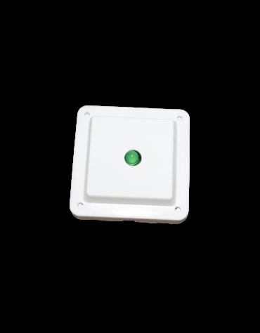 ОЭ - оконечный элемент контроля шлейфа со световой индикацией