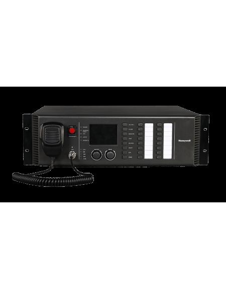 Блок управления речевого оповещения (с 8 зонным маршрутизатором и усилителем 500 Вт)