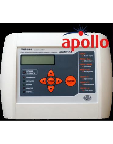Прибор охранно-пожарный приемно-контрольный ПКП-1А-3 протокол apollo
