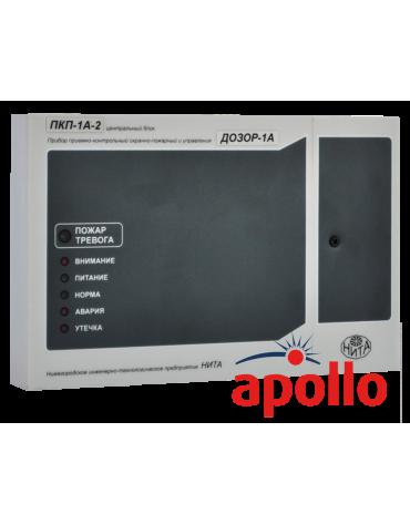 Прибор охранно-пожарный приемно-контрольный ПКП-1А-2 протокол apollo