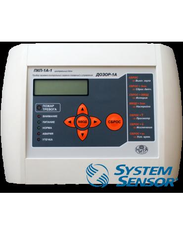 Прибор охранно-пожарный приемно-контрольный ПКП-1А-3 протокол лео