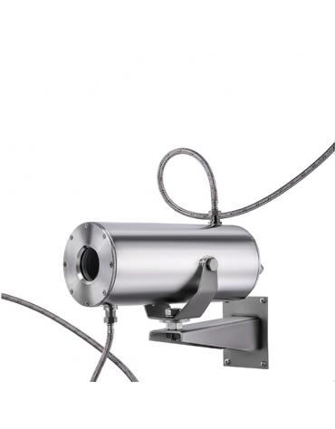 ТВК-07-В Термокожух взрывозащищенный охлаждаемый из нержавеющей стали 1ЕхdIICT2, IP67