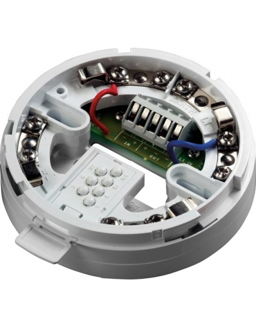 45681-284APO Монтажная база извещателей низкопрофильная со встроенным изолятором кольцевого шлейфа XP95.