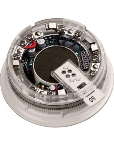 45681-330APO Интегрированная база с сиреной и световым оповещателем для извещателей серии XP95, Discovery. С изолятором.