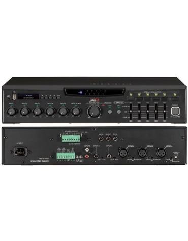 MA-212 Цифровой трансляционный микшер / усилитель