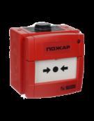 ИПР-ЛЕО (ИП 535-18/MCP5A-RP31SF-S214-01) адресный ручной извещатель